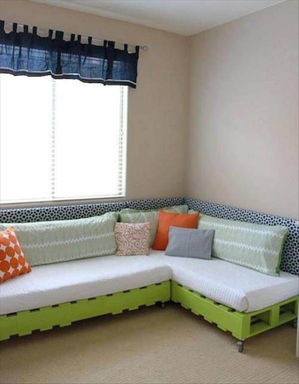 pallet sectional sofa for living room