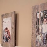 DIY  Wood Pallet Photo Frames Tutorial