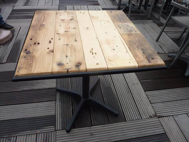 Pallet Table Top