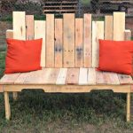DIY Pallet Wood Bench Tutorial