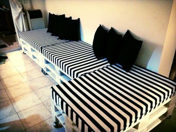 Top 15 DIY Pallet Furniture Ideas | 99 Pallets