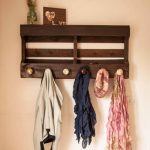 10 Reclaimed Wood Pallet Coat Rack