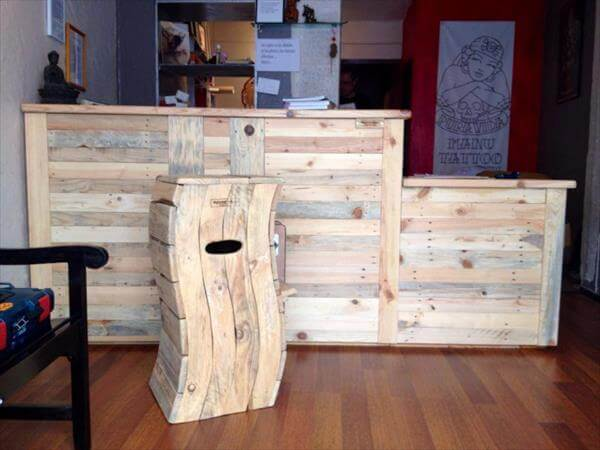 Unique DIY Wood Pallet Projects   Pallets