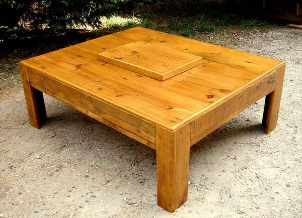 Build A Toy Box From Pallets | Wood Project Ideas