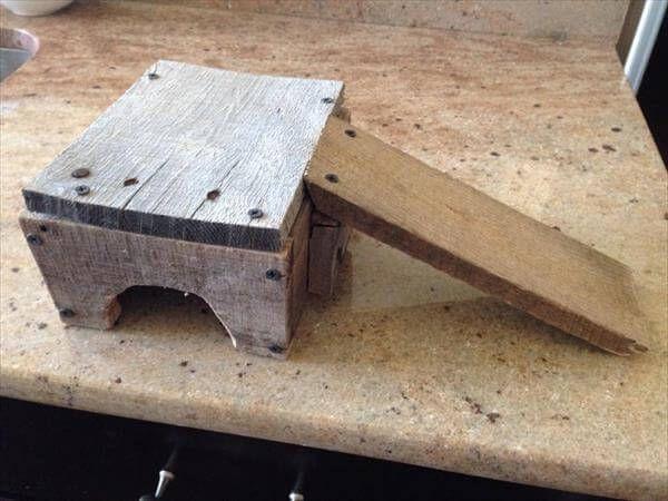 pallet wood idea