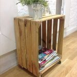 DIY Multipurpose Pallet Crate Mini Table