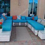 DIY Pallet Living Room Sitting Furniture Plans