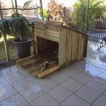 DIY Pallet Outdoor Pet / Dog Housing Plans