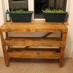 DIY Multiple Purposes Pallet Table Ideas