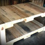 DIY Reclaimed Wood Pallet Coffee Table