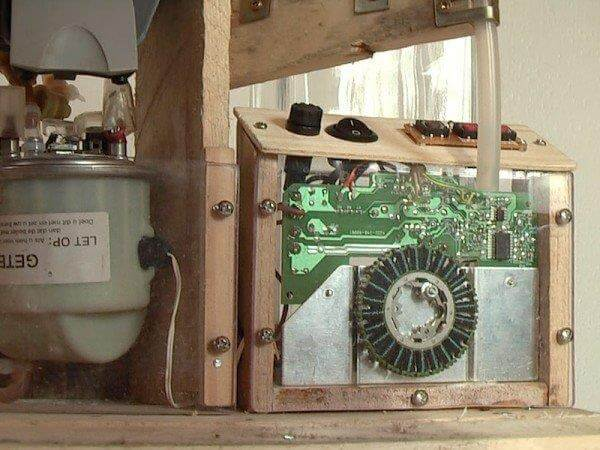 DIY Upcycled Pallet Coffee Maker Machine 99 Pallets