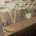 DIY Pallet Wood Shelf – Pallet Storage Ideas