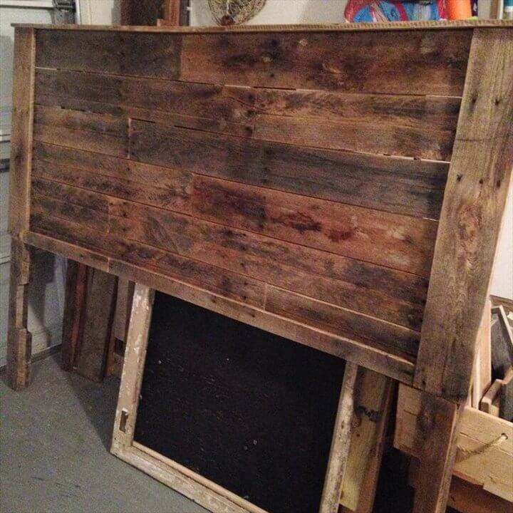 12 Diy Upcycled Pallet Projects Try Out At Home