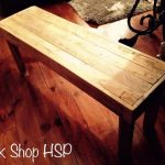 DIY Multipurpose Wood Pallet Bench
