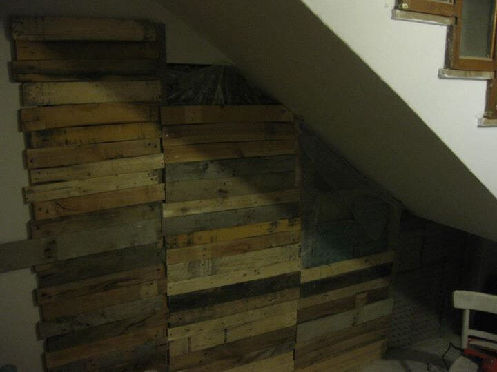 Repurposing Wooden Wine Crates Wine Crate Shelves Diy