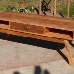 DIY Pallet Wood Coffee Table – Pallet TV Stand