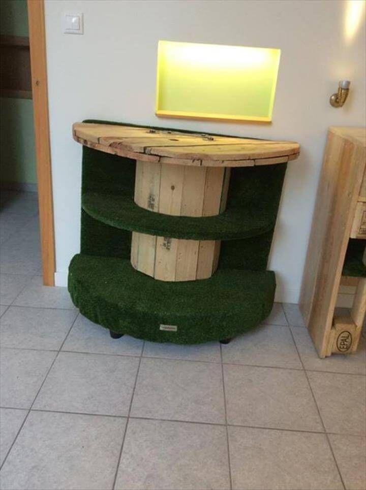 DIY Shop Modernization with Pallets!