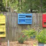 DIY Pallet Planters and Vertical Garden Ideas