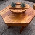 Pallet Garden Potting Table Ideas