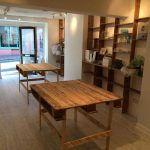 Pallet Wood Commercial Shop Improvements