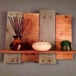 DIY Pallet Shelves and Wall Organizers