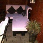 DIY Pallet Sofa and Fencing!