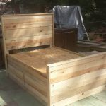 DIY Pallet Bed – King Size