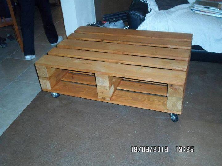 ... Unique DIY Pallet Table Ideas 15 Unique Reclaimed Pallet Table Ideas