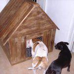 DIY Wood Pallet Dog House – Dog Living Style!