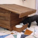 DIY Wood Pallet Dog House!