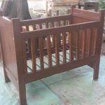DIY Pallet Crib – Baby Cradle – Infant Bed!