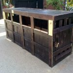 Used Pallet Container – Storage Box