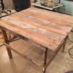 Wood Pallet Multi-Purpose Table