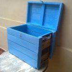 Reclaimed Pallet Chest – Jewelry Box