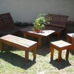 Outdoor Inspired Pallet Patio Furniture