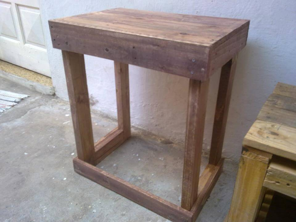 multipurpose pallet console table 99 pallets