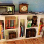 Creative Pallet Shelves