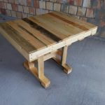 Pallet Dining Table – DIY