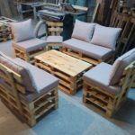 Pallet Seating Set – DIY