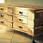 Pallet Chest Of Six Drawers