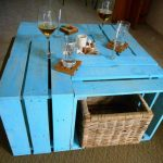 Multi-Purpose Pallet Crate Coffee Table