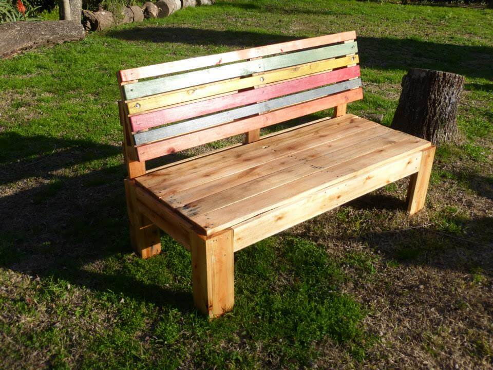 Accent Bench With Arms