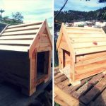 Build a Dog House from Pallets