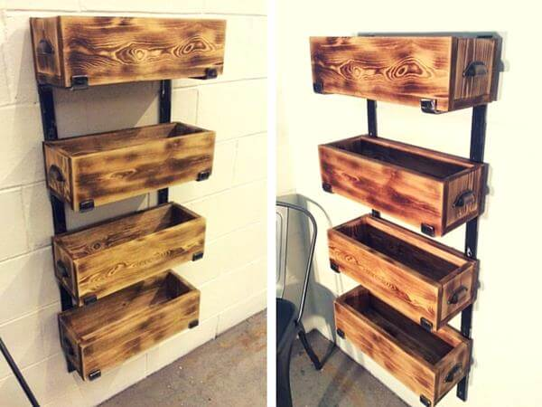 No doubt that pallet wood is a wonder wood but when combined with some ...
