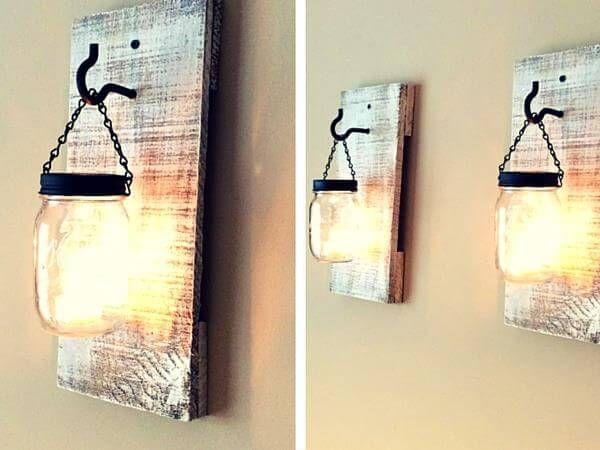 Pallet Lamps