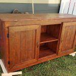 Pallet Media Cabinet / Sideboard