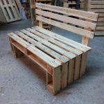 Pallet Bench Seating