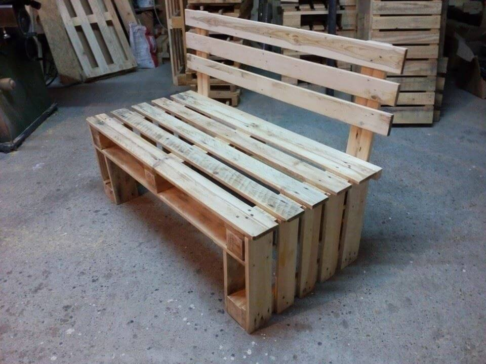 Pallet Bench Seating | 99 Pallets