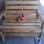 DIY Wooden Pallets Bench