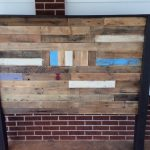 Pallet Queen Size Headboard